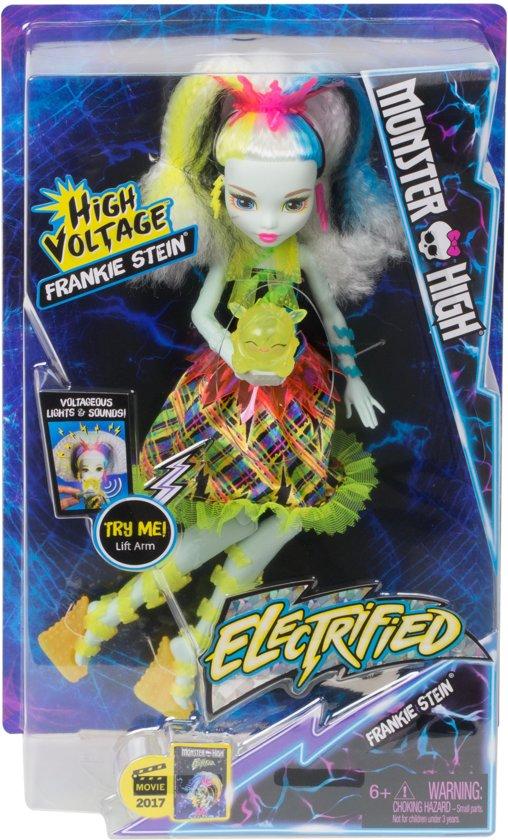 MH High Voltage Frankie - TV
