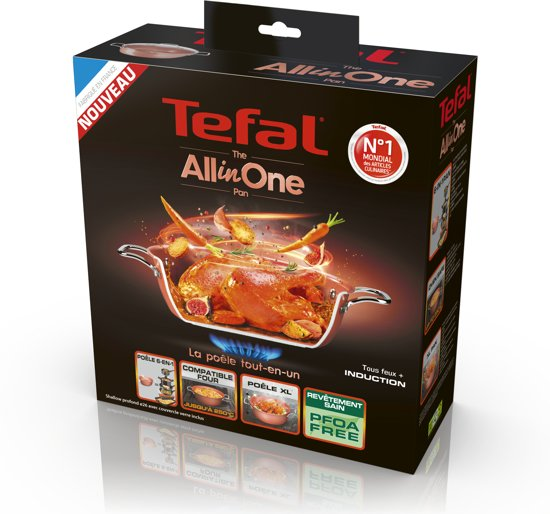 Tefal All-in One C41371 All-in-One pan