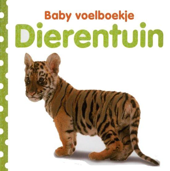 Baby voelboekje Dierentuin