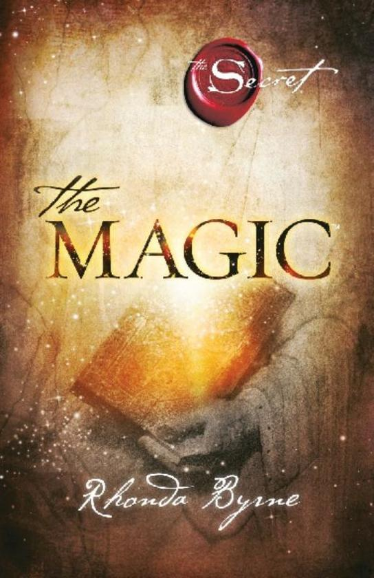 Boek cover The Magic van Rhonda Byrne (Paperback)