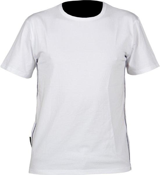 8b672cb2d9f bol.com   Størvik Gjovik - T-shirt - Wit - M