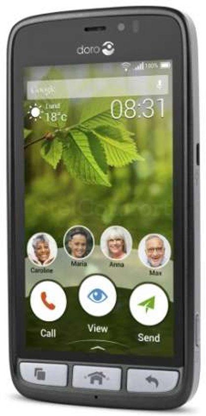 Doro 8031 senioren smartphone zwart in Olen