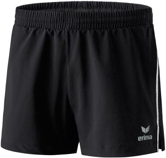 Erima Running Dames Short - Shorts  - zwart - 40