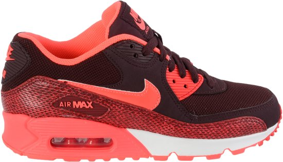 nike air max bordeaux rood dames