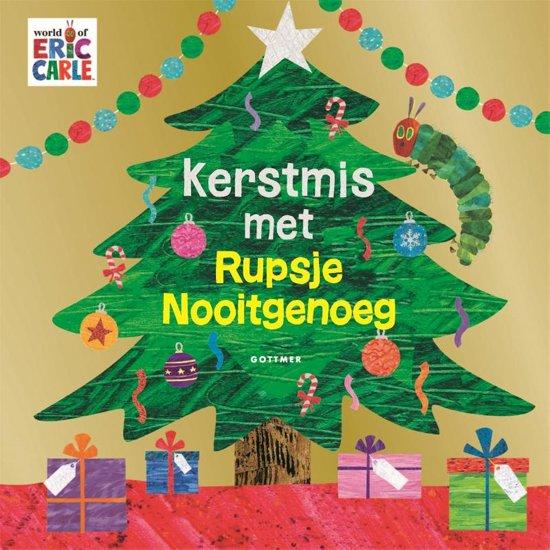 Rupsje Nooitgenoeg - Kerstmis met Rupsje Nooitgenoeg