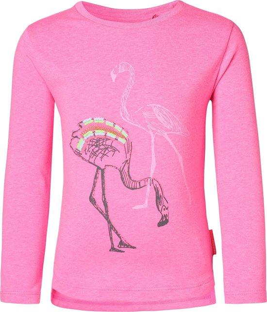 Noppies Meisjes T-shirt - Roze - Maat 110