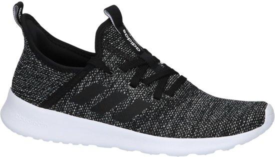 b849c7ac9bb Maat 40 Zwart;zwarte Dames Pure Black Runner Adidas Core Sneaker Cloudfoam  qWnSgXSpw
