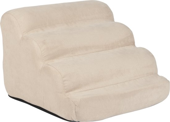 Snoozer Pet Products - Hondentrap - Beige - Small 35,5 cm x 53 cm x 50 cm