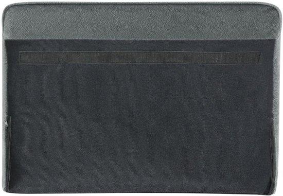 Beliani Gaula 3-Zits bank Grijs polyester