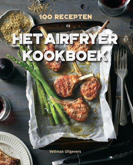 Boek cover Het Airfryer kookboek van Diverse auteurs (Hardcover)
