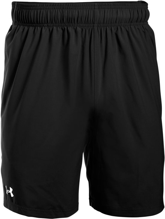 Under Armour UA Mirage Short 8'' - Sportbroek - Black - Heren - Maat L