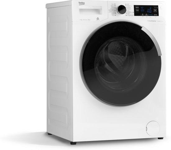 Beko WTV8744XDW - Wasmachine - Autodose