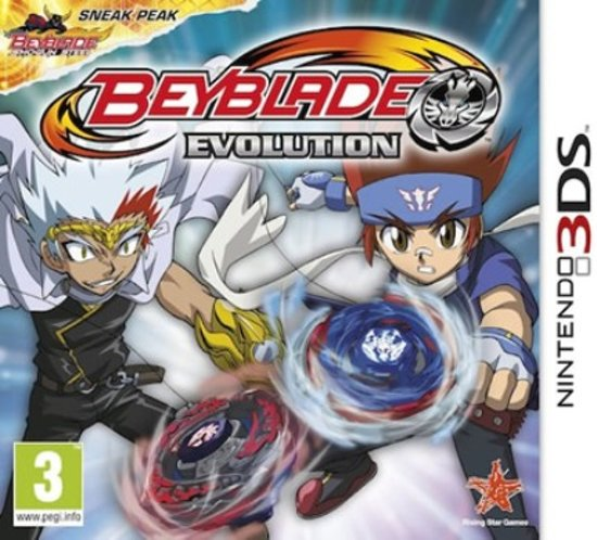 Beyblade: Evolution - 2DS + 3DS kopen