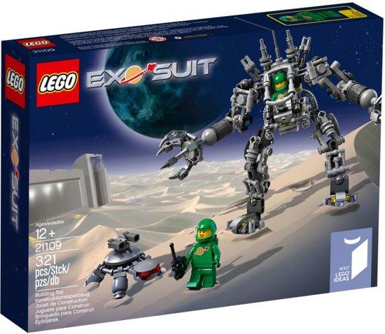 LEGO 21109 Exo-Suit