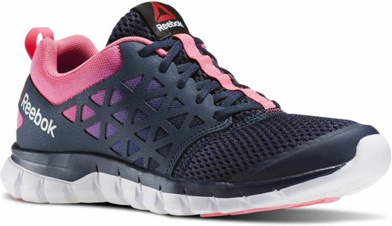 6e5f2ba135d Reebok Sublite XT Cushion 2 zwart training fitness schoenen dames