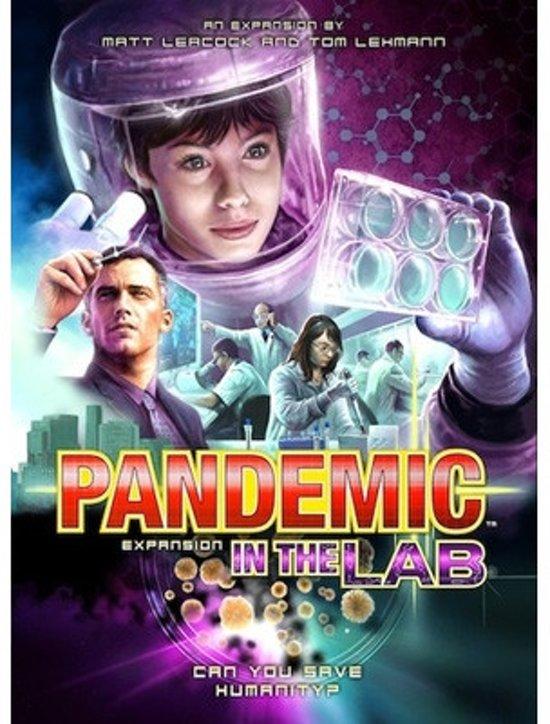 Pandemic In the Lab - Uitbreiding - Engelstalig