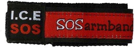 ae262a147c4 SOS armband - Naambandje - 06 Polsbandje voor kinderen van ca. 2-9 jaar