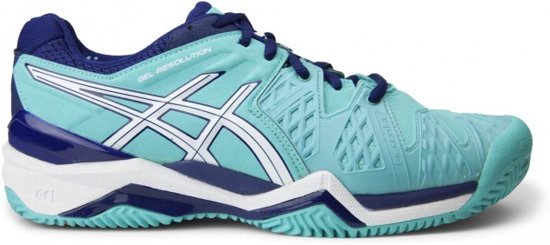 7c6b5125bfbe Asics Gel-Resolution 6 Clay Dames maat 39