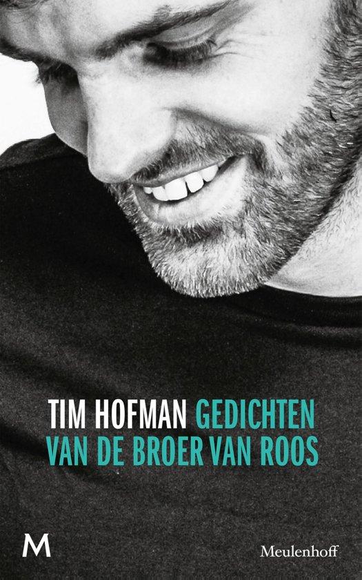 Boek cover Gedichten van de broer van Roos van Tim Hofman (Onbekend)