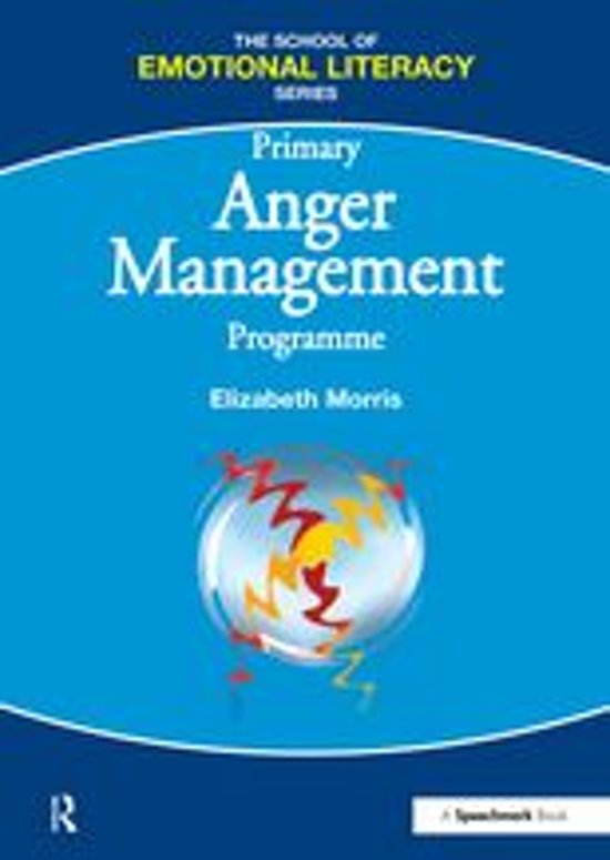 Anger Management Programme - Primary