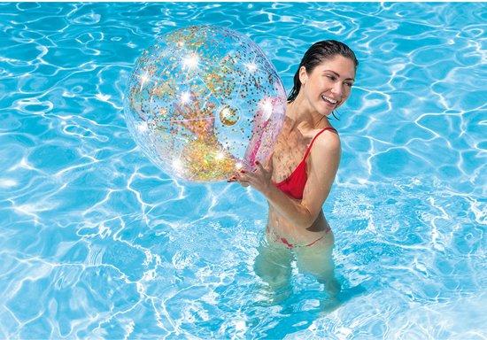 Intex Glitter Beach Ball 71cm