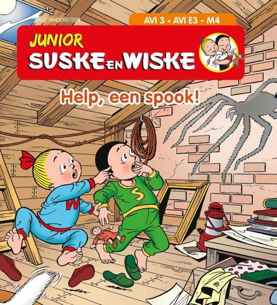 Junior Suske en Wiske  - Help, een spook