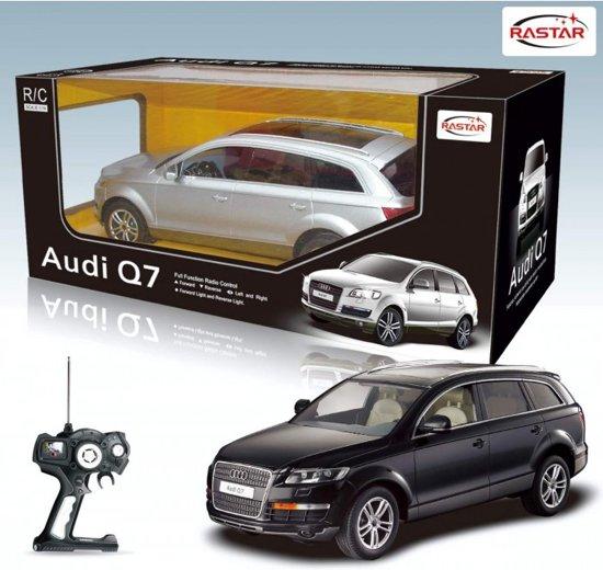 Rastar - Audi Q7 - 1:24 - Wit