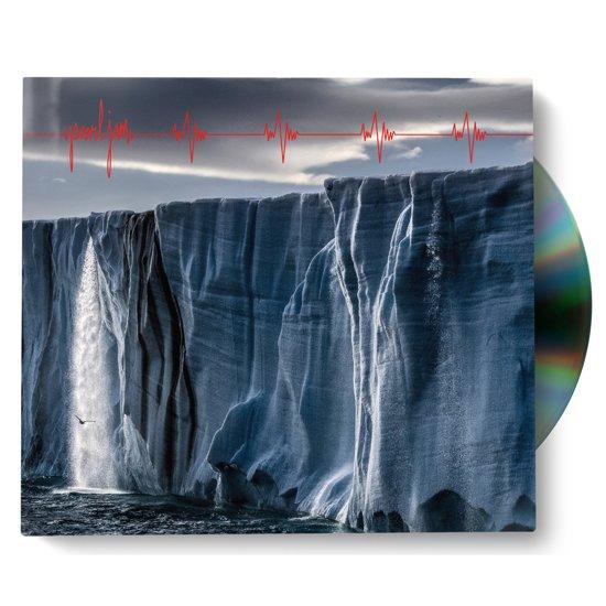 CD cover van Gigaton (CD) van Pearl Jam