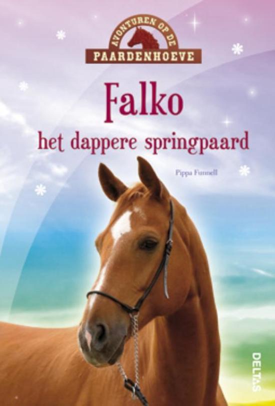Bol Com Avonturen Op De Paardenhoeve Falko Het Dappere
