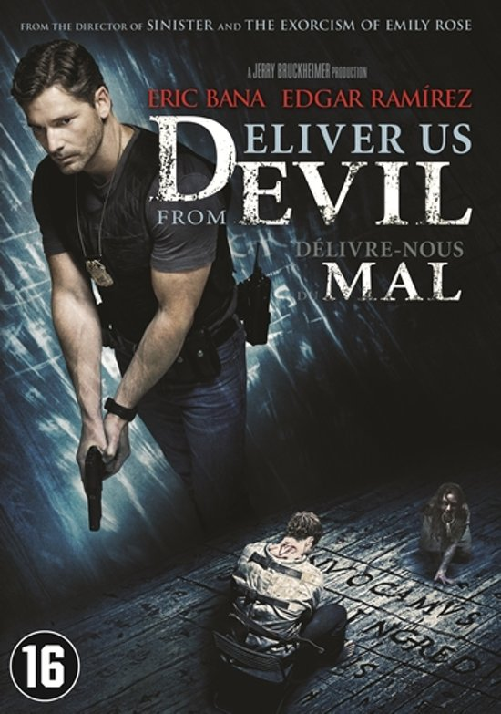 DVD cover van Deliver Us From Evil