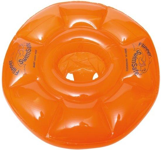 Babyzwemband Flipper Swimsafe oranje