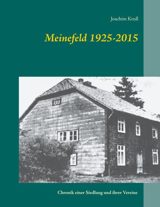 Meinefeld 1925-2015