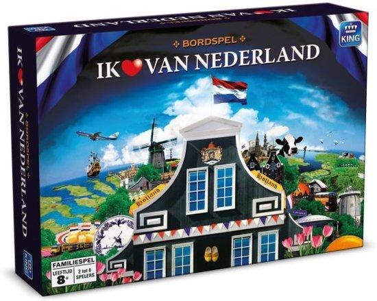 Ik Hou Van Nederland - Bordspel