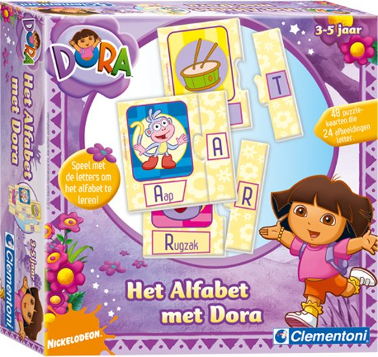 Dora Alfabet