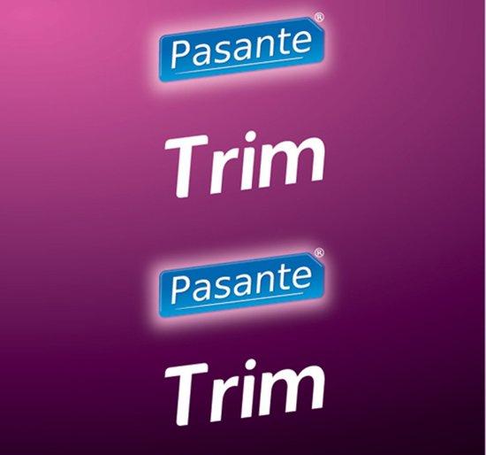 Pasante Trim condooms 12 stuks