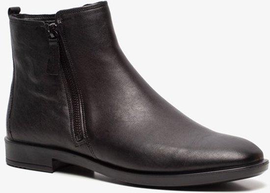 Ecco Dames Laarzen Zwart Maat 37