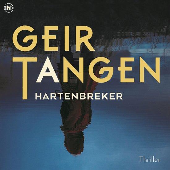 Boek cover Hartenbreker van Geir Tangen (Onbekend)