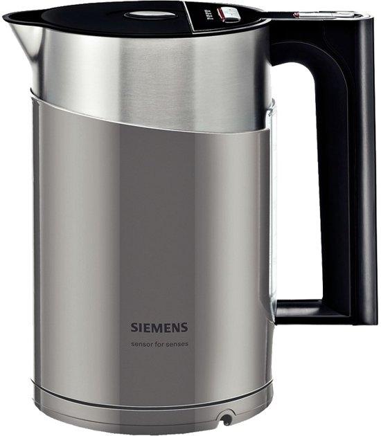 Siemens tw86105 waterkoker grijs - Siemens wasserkocher porsche design undicht ...