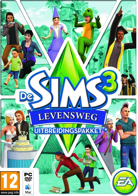 De Sims 3: Levensweg - Windows