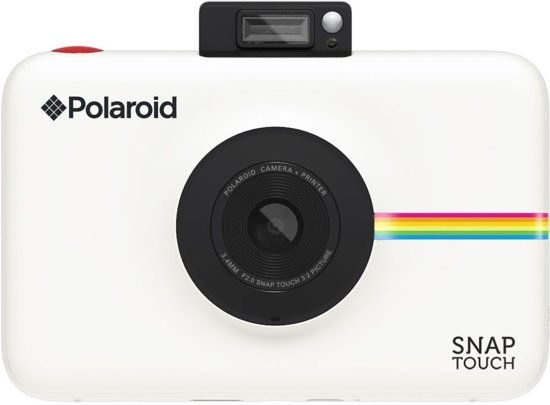 Polaroid Snap Touch instant camera - Wit