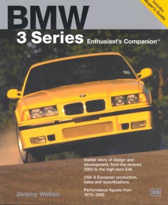 BMW 3-Series Enthusiasts Companion