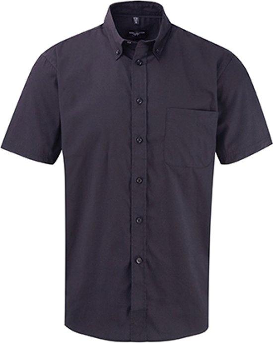 Russel Collection R917M werkoverhemden KM