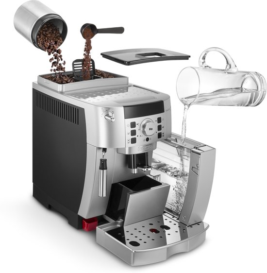 De'Longhi ECAM22.110.SB Volautomatische Espressomachine