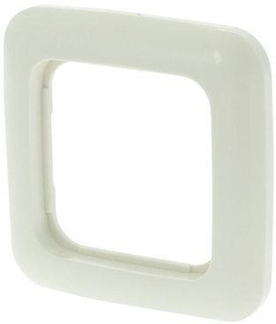 Busch-Jaeger SI Inbouw Afdekplaat - 1-voudig - Crème