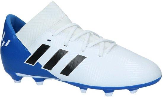 44df5ac288e adidas Nemeziz Messi 18.3 Fg J Voetbalschoenen Kinderen - Ftwr White/Core  Black/Football