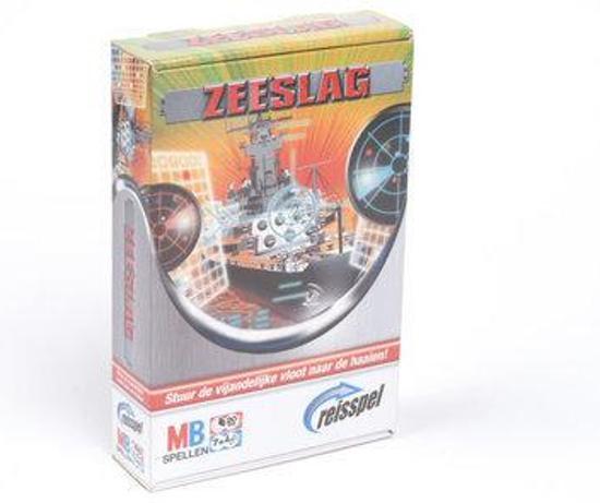 Afbeelding van het spel Reis Zeeslag - Reisspel