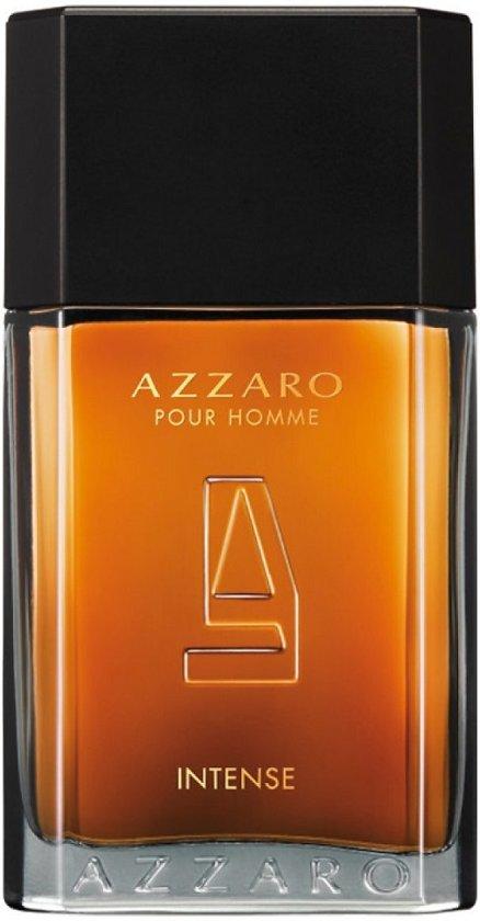 Edt Azzaro Ml Intense 100 Spray Pour Homme c5qS4RjLA3
