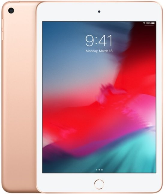 Apple iPad Mini 5 Wifi 256GB Goud