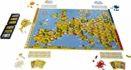 De Kolonisten van Catan - Europa Ontwaakt - Bordspel