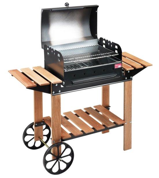 Barbecue Ferraboli Garda Legno